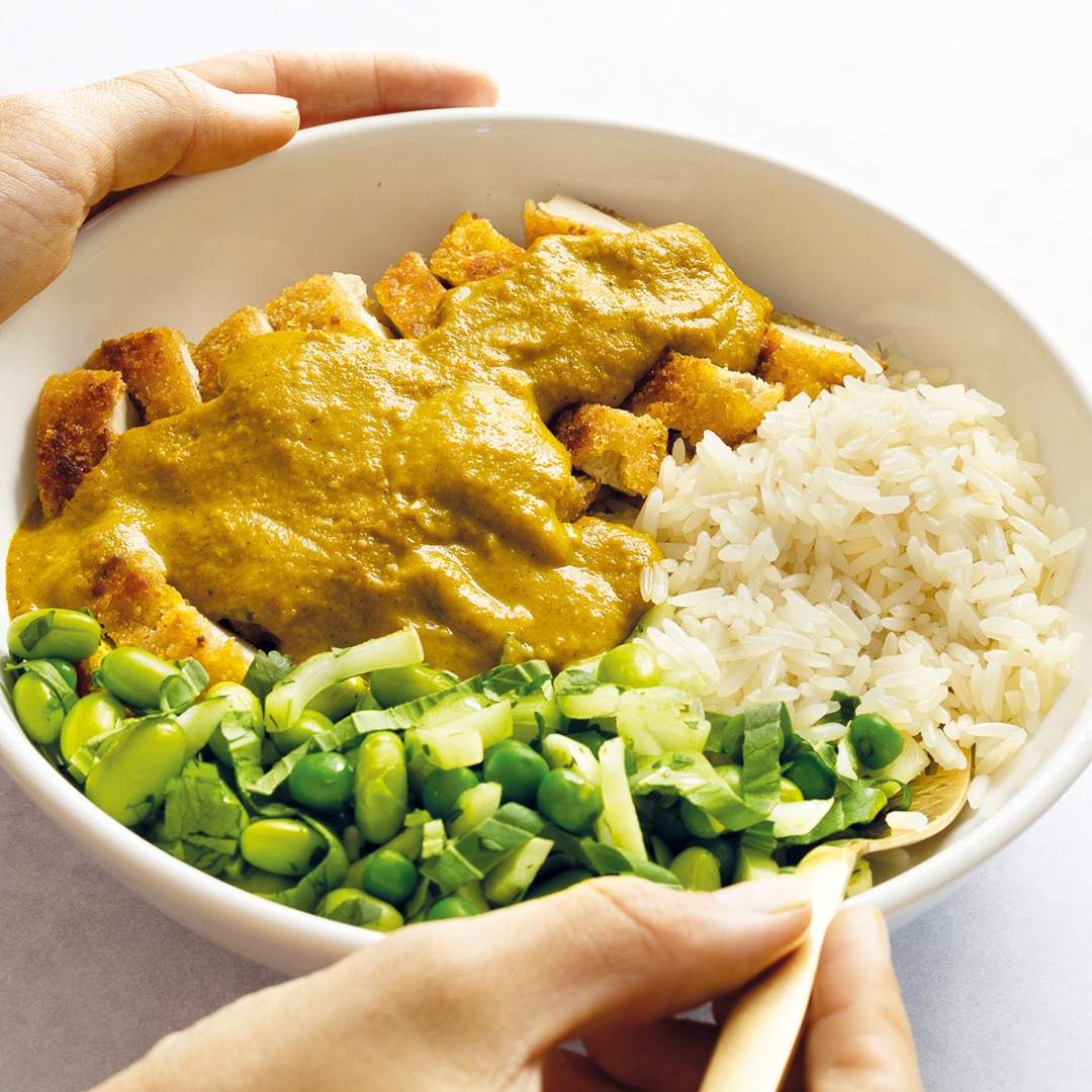 Try it before it's gone - the allplants & THIS™ vegan Katsu Curry! 1