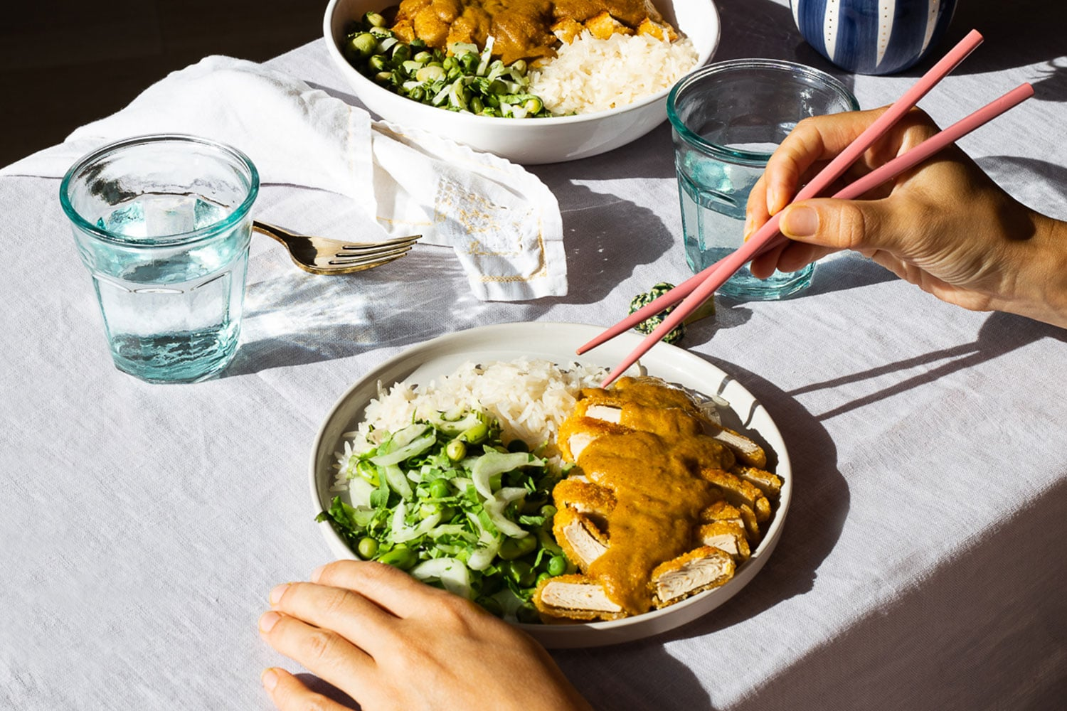 Try it before it's gone - the allplants & THIS™ vegan Katsu Curry! 2
