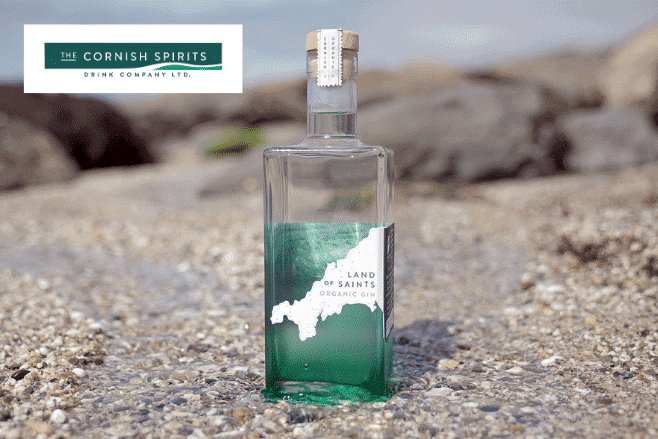 Win: Land of Saints Cornish Organic Gin and St Eval Candle