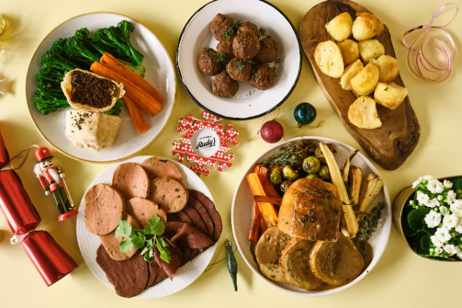 Vegan Butcher's Festive Feast Boxes Sell-Out In Under 10 Minutes