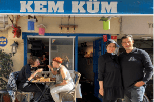 The story of a vegan restaurant in Istanbul 52