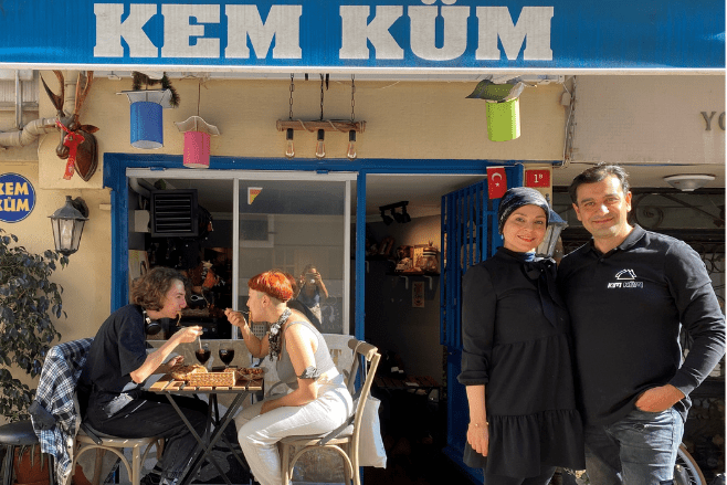 The story of a vegan restaurant in Istanbul