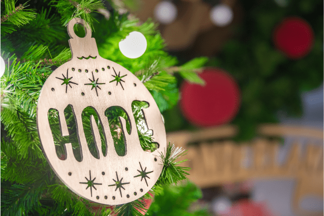 I'm dreaming, of a green, sustainable Christmas... But how do I achieve it?