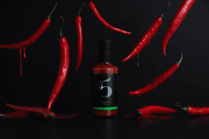 vegan chilli sauce